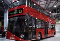 Новый автобус для Лондона