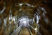 Румынская соляная шахта для оздоровления