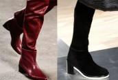 Модная женская обувь для осени и зимы