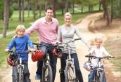 Велопрогулка с ребенком: что нужно учитывать?