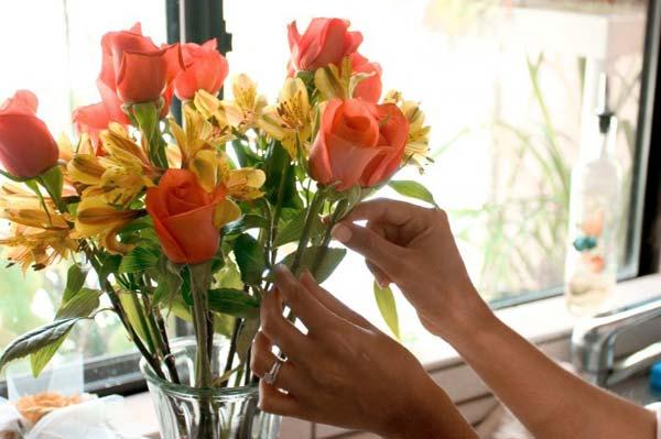 Как долго сохранить букет цветов