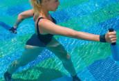 Сила в воде или для чего нужна аквааэробика