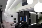 Дизайн интерьера в стиле hi-tech