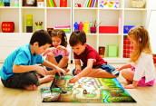 Игры для детей — как не мешать детям играть
