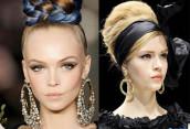 Украшения для волос, модные тенденции 2016 года