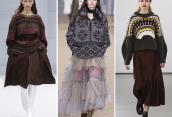 Тенденции моды осенне-зимнего сезона 2016-2017