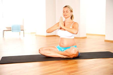Занятие спортом во время беременности и после родов