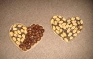 Магнит-валентинка «Сердца» своими руками