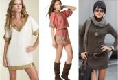 Деталь гардероба – туника, с чем правильно ее носить