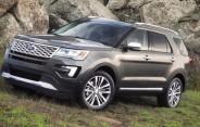 Ford Explorer – чистокровный американец слегка преобразился